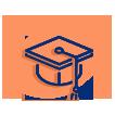 Mais de <br> <span>8.000 </span><br>cursos já foram gerenciados <br><strong> no NeritEduca </strong>