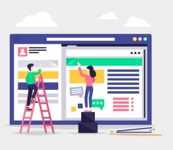 Como criar landing pages para cursos online